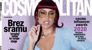 TO je edina Slovenka, ki bo letos krasila naslovnico Cosmopolitana (moraš jo spoznati!)