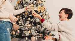 Štiri ideje za GLAMUROZNE praznike (ja, čeprav bomo doma!)