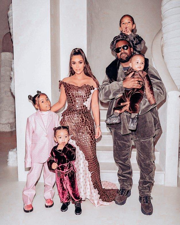 Kaaaj? Kim in Kanye se ločujeta, in TO je razlog, zakaj 🤯 (foto: Profimedia)