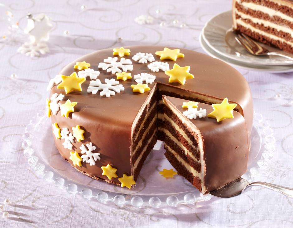 RECEPT: Letos poskusi TO božansko božično torto (od katere 100% ne bo ostal niti kos) (foto: profimedia)