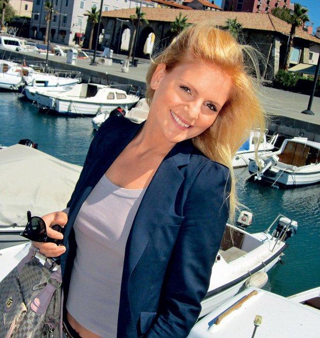 Se spomniš Tine Semolič iz Big Brother Slovenija? Poglej, kakšna LEPOTICA je danes (foto: Aljoz Petrovčič)