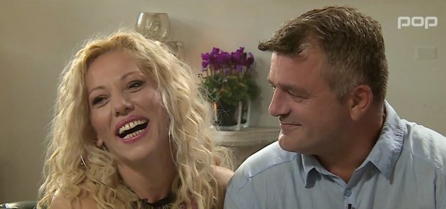 Se tudi ti sprašuješ, kaj se je zgodilo s poroko Jacqualine in Zlatana? Preberi, tole! (foto: POP TV printscreen)