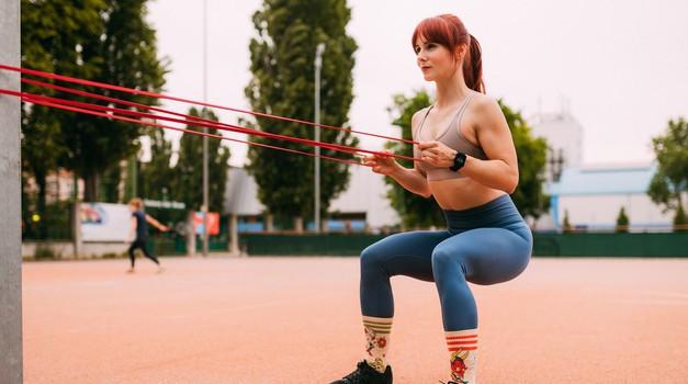 Je med tvojimi zaobljubami tudi več športa? TO je motivacija, ki si jo iskala! (foto: Promocijsko gradivo Dedoles)