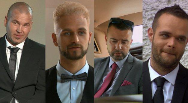 Ugodno oddam sina: To so dekleta, ki jih na koncu izberejo Adnan, Igor, Elvis in Marko (RAZKRIVAMO) (foto: Nova TV)