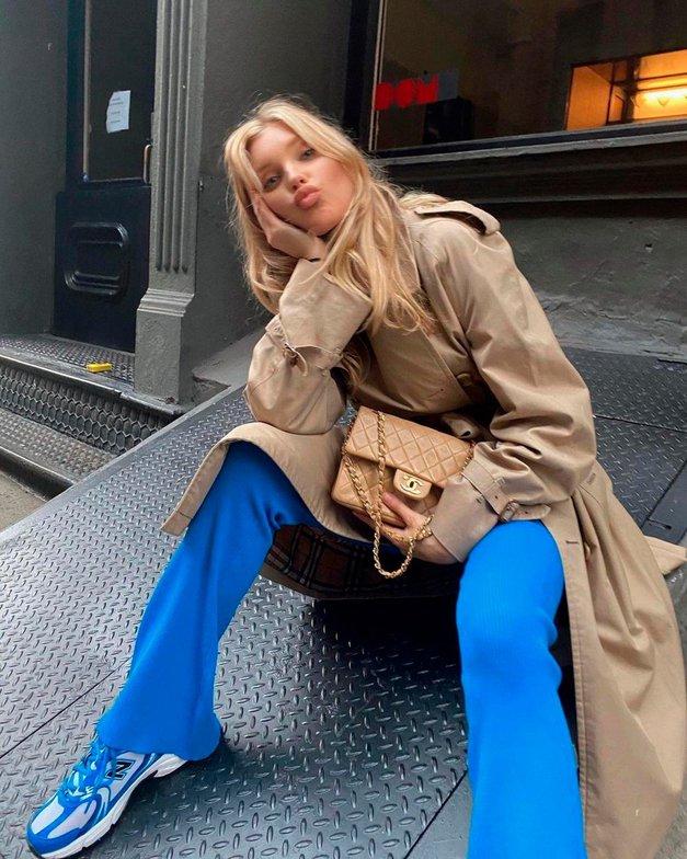 7 hlač iz H&M, ki jih ta trenutek OBOŽUJEJO modne vplivnice (od trenirk do džinsa!) (foto: Profimedia)