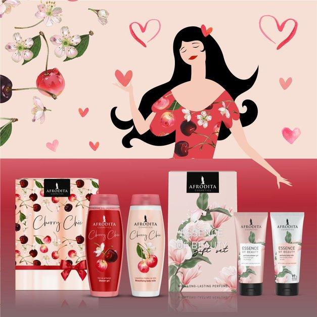 Afrodita predstavila dva nova darilna paketa (ki sta kot nalašč za Valentinovo) (foto: Promocijsko gradivo)