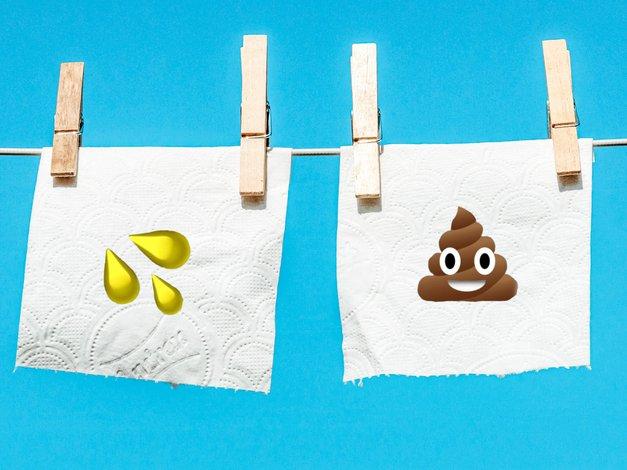 Pralnim vložkom se je sedaj pridružil tudi pralni WC PAPIR (poglej, kako je videti) (foto: Profimedia/Cosmopolitan splet obdelava)