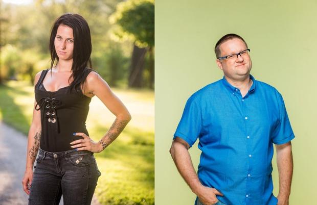 Da sta nekdanja udeleženca Ljubezni po domače, Tamara Korošec in Janez Rebernik, nov par na slovenski resničnostni sceni, zdaj že …