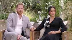 TO je počela Meghan Markle na dan intervjuja o kraljevi družini (pravi Oprah)