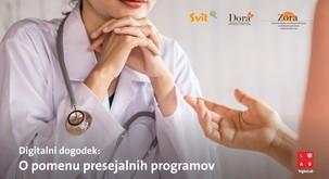 Digitalni dogodek z zdravniki, ki se ga moraš udeležiti (tudi, če si zdrava!)