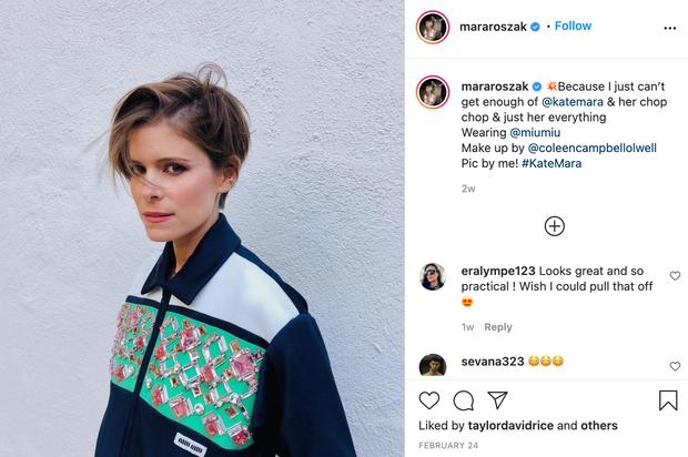 👉Uauuu, res huda! Trend kratkih frizur tudi letos ne pojenja, prepričal pa je tako slavne igralke kot tudi Instagram vplivnice. …