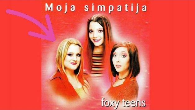 Se spomniš Mirne Reynolds (Foxy Teens)? Poglej jo zdaj, čiiiiisto drugačna je 😍 (foto: Youtube printscreen)