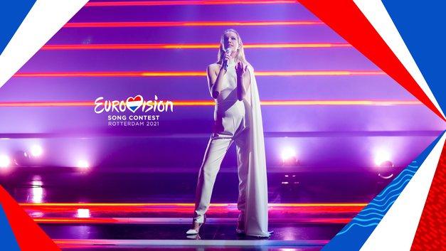 Ta pesem bo skoraj zagotovo zmagala na Evrovizji (VIDEO) (foto: FAcebook.comeurovision)