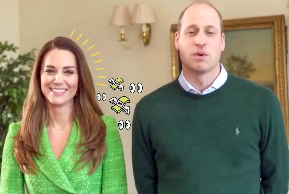 Kate Middleton je obleka TOP blazer, ki ga je kupila v ZARI za manj kot 50 evrov (foto: Profimedia)