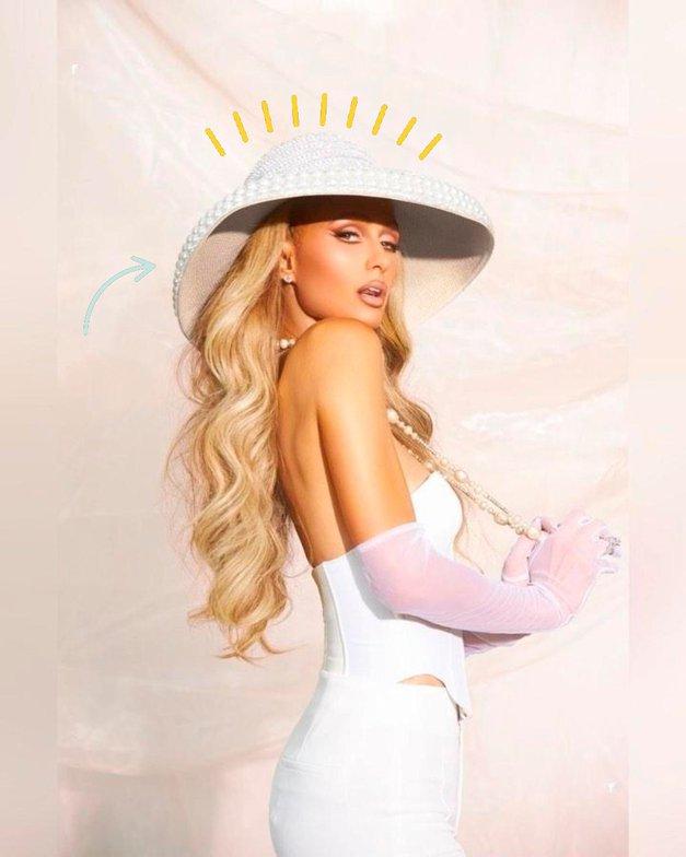 HU-DO! Splet je prepričan, da je TA znana Slovenka čista KOPIJA Paris Hilton (se strinjaš?) (foto: Profimedia/Cosmopolitan splet obdelava)