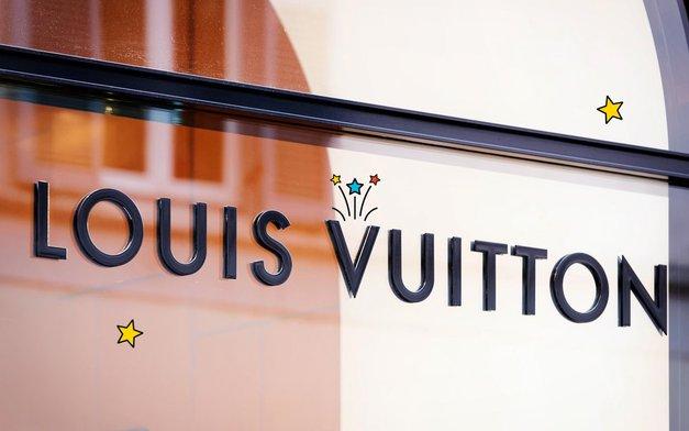 O, hudooo! TAKO torbico Louis Vuitton dobiš za 10€ 😍 (foto: Profimedia)