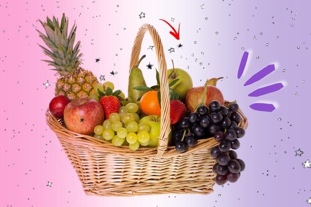 Obožuješ sadje, a ne glede na to, kam ga postaviš, ga povsod obletava gromozanski roj nadležnih in res neprebavljivih mušic? …