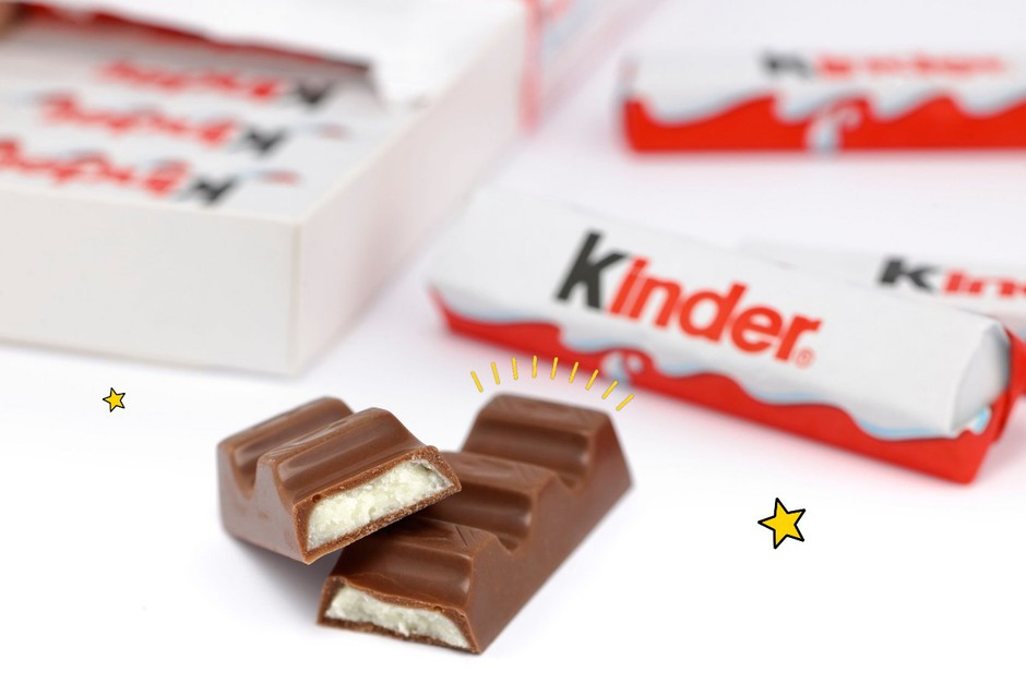 Te čokoladice si lahko privoščiš BREZ slabe vesti, saj imajo manj kot 100 kalorij (vključno s Kinder in Milky Way) (foto: Profimedia)