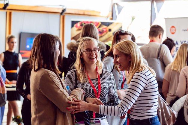 Bliža se 14. največja študentska marketinška konferenca v Sloveniji! (foto: Fanfara)