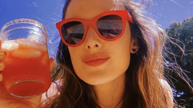 TAKO boš hkrati zaužila dovolj tekočine in vitaminov (kako okuuusno!) (foto: Profimedia)
