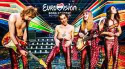 Evrovizija: Organizatorji razkrili, KAJ so v resnici našli na mizi skupine Måneskin (je bil res kokain?!)
