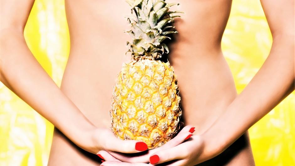 'Ima vagina po uživanju ananasa boljši okus?' (+ odgovori na ostala nekoliko čudna vprašanja o seksu) (foto: Profimedia)