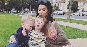 """Mama treh otrok BRUTALNO iskreno: """"Žal mi je, da sem mama, in zato imam DOBER razlog!"""""""