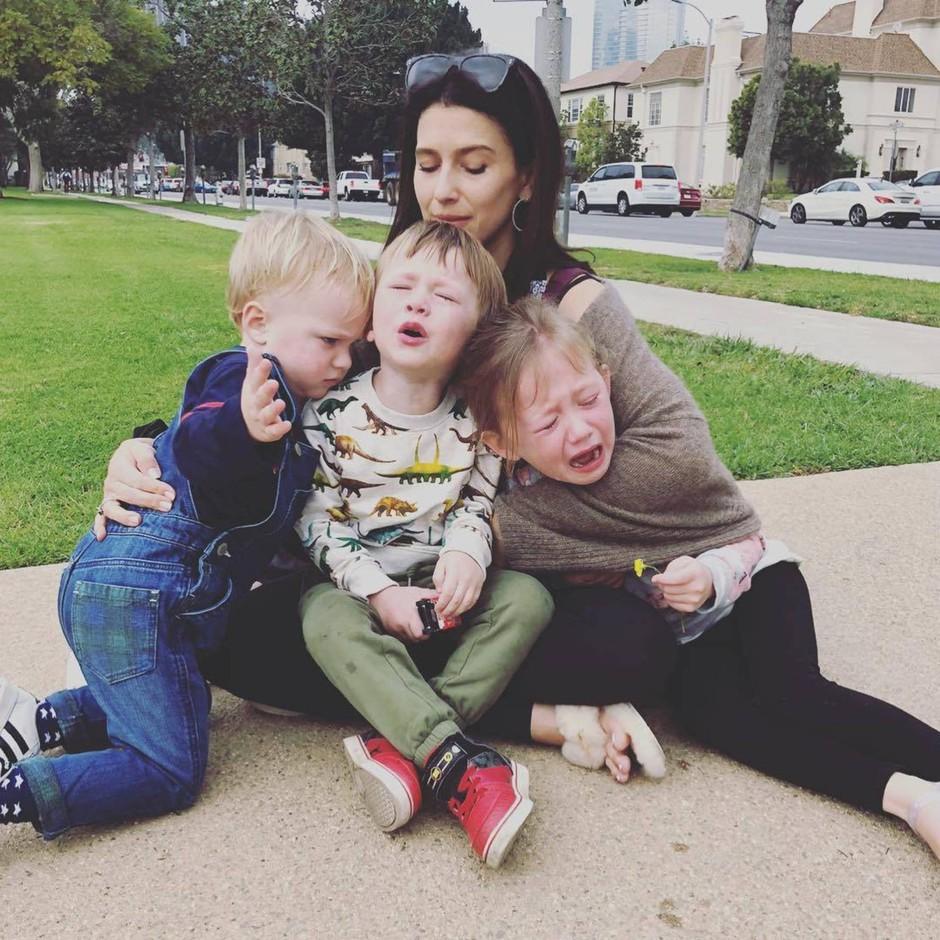 """Mama treh otrok BRUTALNO iskreno: """"Žal mi je, da sem mama, in zato imam DOBER razlog!"""" (foto: Profimedia)"""