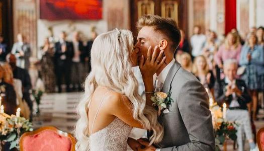 ZATO sta se tako MLADA poročila Anej Piletič in njegova Iza (preveri, kaj sta povedala) (foto: Instagram.com/bqlgram)