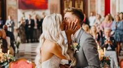 ZATO sta se tako MLADA poročila Anej Piletič in njegova Iza (preveri, kaj sta povedala)