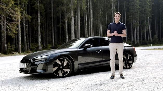 Novica, ki bo osrečila tvojega dragega: Prihaja Avto Magazin TV (s TOP vsebinami iz avtomobilskega sveta) (foto: Nik Gradišnik)