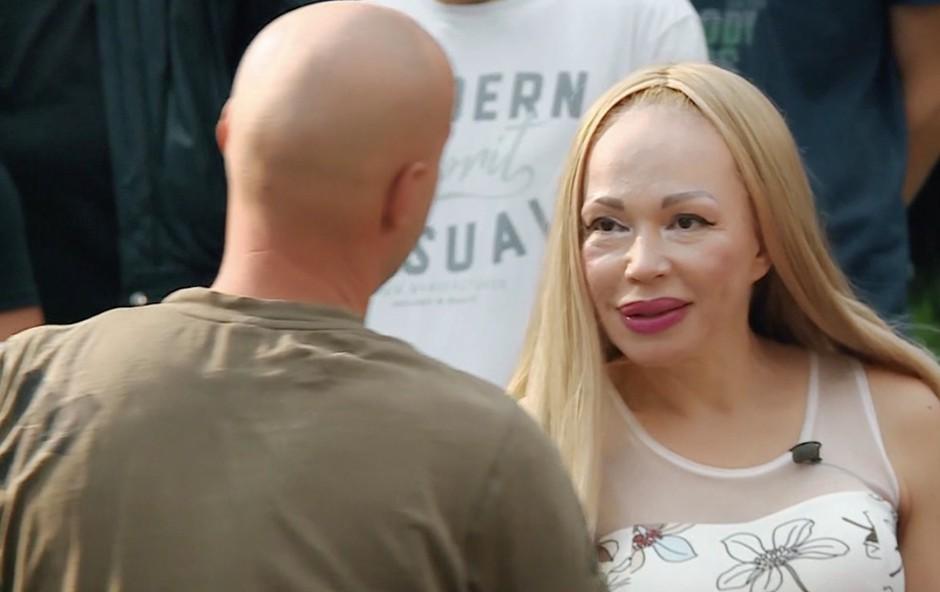 """Sonja Plešnar: """"Še nekaj tednov nazaj sem razmišljala, kako bi končala to nesmiselno življenje"""" (foto: POP TV)"""